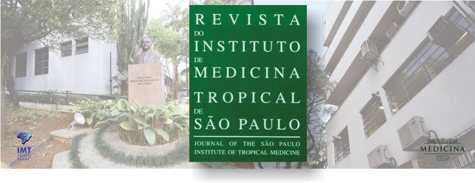 O fator de impacto da Revista do Instituto de Medicina Tropical de São Paulo subiu para 1.846